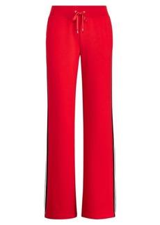 Ralph Lauren Striped Cotton-Blend Sweatpant