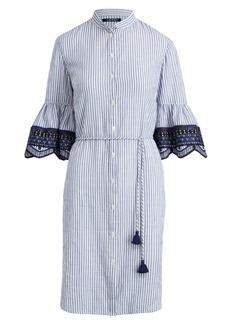 Ralph Lauren Striped Cotton Dress