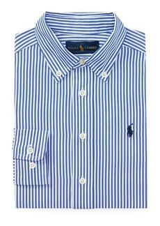 Ralph Lauren Striped Cotton Dress Shirt