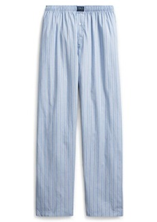 Ralph Lauren Striped Cotton Pajama Pant