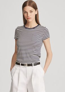 Ralph Lauren Striped Cotton Tee