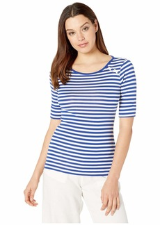 Ralph Lauren Striped Cotton Top