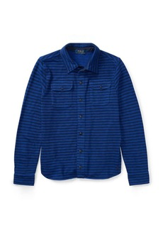 Ralph Lauren Striped Cotton Workshirt