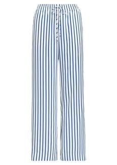 Ralph Lauren Striped Drawcord Twill Pant