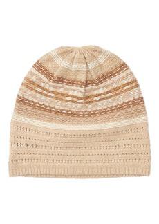 Ralph Lauren Striped Fair Isle Slouchy Hat