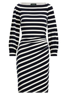 Ralph Lauren Striped Jersey Dress