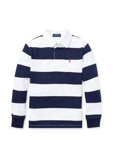 Ralph Lauren Striped Jersey Rugby Shirt