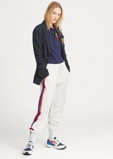 Ralph Lauren Striped Jersey Track Pant