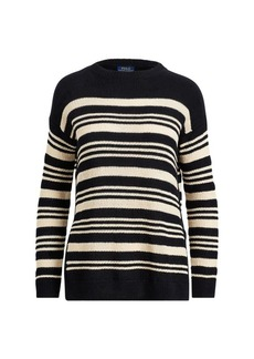 Ralph Lauren Striped Linen Sweater