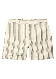 Ralph Lauren Striped Linen Twill Shorts
