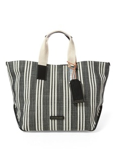 Ralph Lauren Striped Market Tote