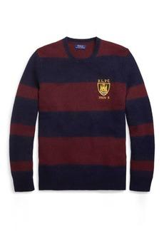 Ralph Lauren Striped Merino Wool Sweater