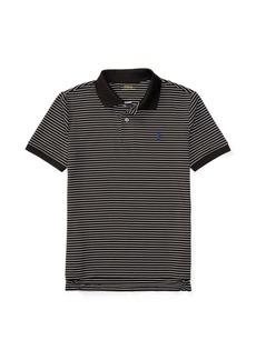 Ralph Lauren Striped Performance Polo Shirt