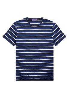 Ralph Lauren Striped Pima Cotton T-Shirt