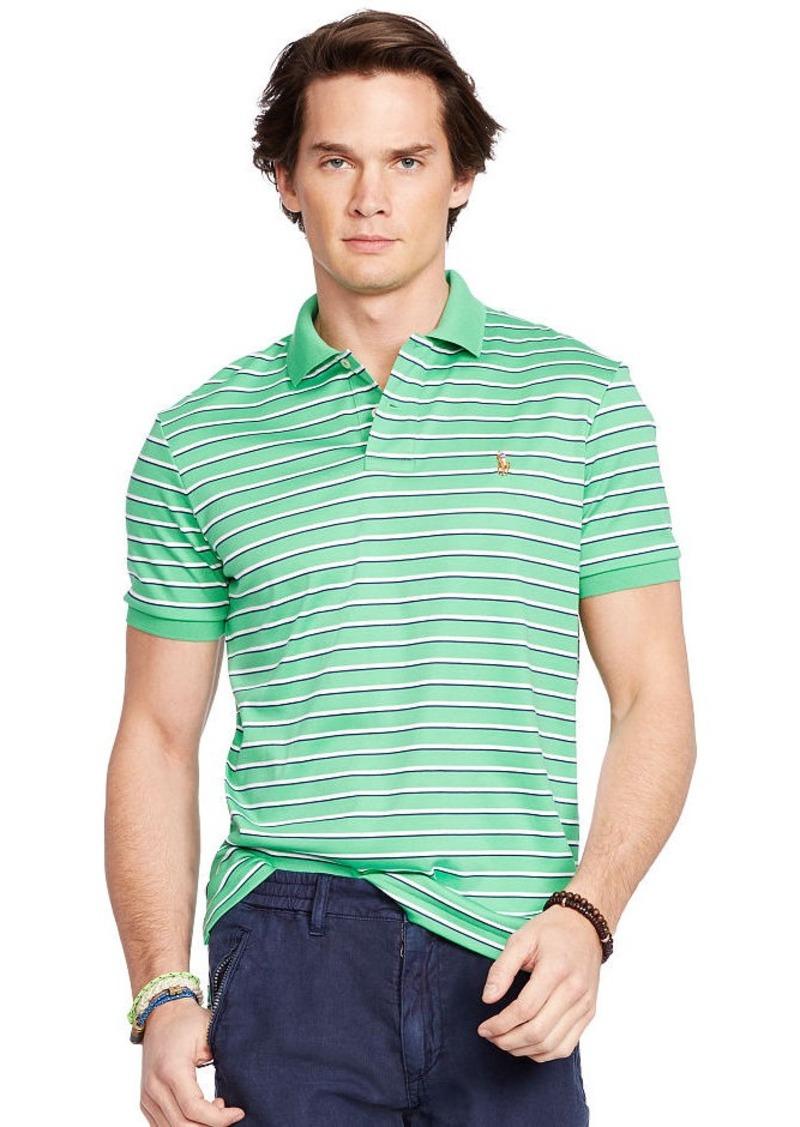 Ralph Lauren Striped Pima Soft-Touch Polo