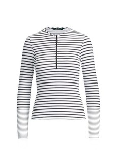 Ralph Lauren Striped Rash Guard