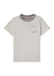 Ralph Lauren Striped Reversible Short-Sleeve Tee  Size 2-4