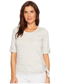 Ralph Lauren Striped Roll-Cuff Shirt