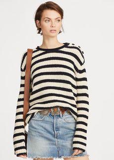 Ralph Lauren Striped Rollneck Sweater