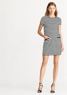 Ralph Lauren Striped Shift Dress