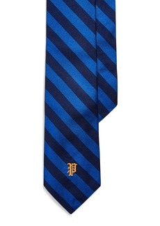 Ralph Lauren Striped Silk Narrow Tie