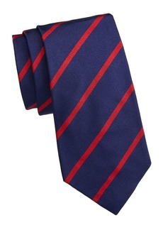 Ralph Lauren Striped Silk Tie