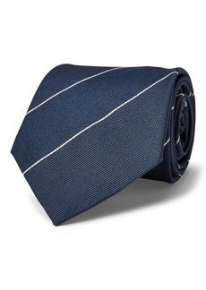 Ralph Lauren Striped Silk Tie