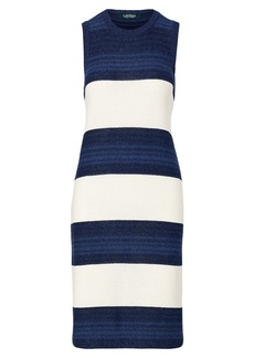 Ralph Lauren Striped Sweater Dress