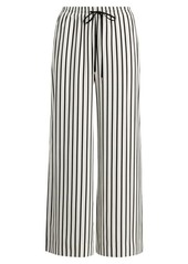 Ralph lauren striped twill wide leg pant abv1a693cef a