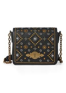 Ralph Lauren Studded Crossbody Bag