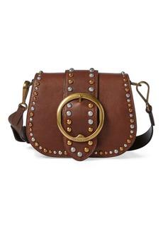 Ralph Lauren Studded Lennox Crossbody Bag