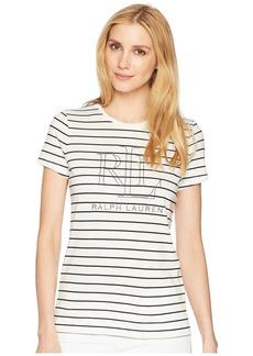 Ralph Lauren Studded LRL T-Shirt