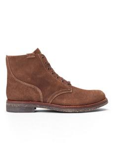 Ralph Lauren Suede Army Boot