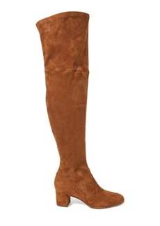Ralph Lauren Suede Over-the-Knee Boot
