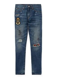 Ralph Lauren Sullivan Slim Collegiate Jean