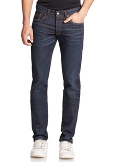 Ralph Lauren Sullivan Slim-Fit Stretch Jeans