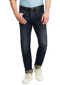 Ralph Lauren Sullivan Stretch Selvedge Jeans