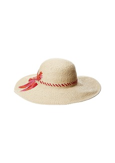 Ralph Lauren Sun Hat with Palm Embroidery