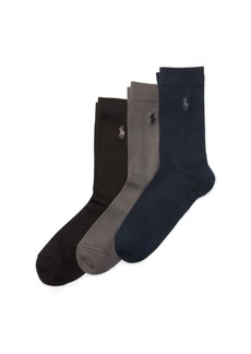 Ralph Lauren Supersoft Flat 3 Pack