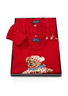Ralph Lauren Sweater 2-Piece Gift Set