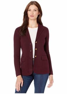 Ralph Lauren Sweater Knit Blazer