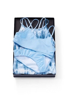 Ralph Lauren Swimsuit 2-Piece Gift Set
