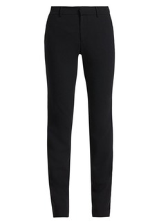 Ralph Lauren Sydney Wool & Silk Tuxedo Trousers