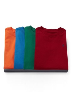 Ralph Lauren Short-Sleeve Tee 4-Piece Set