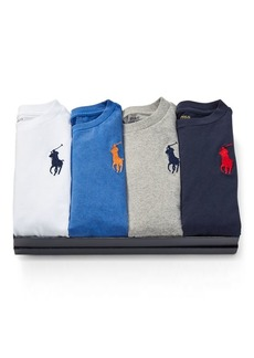 Ralph Lauren T-Shirt 4-Piece Gift Set