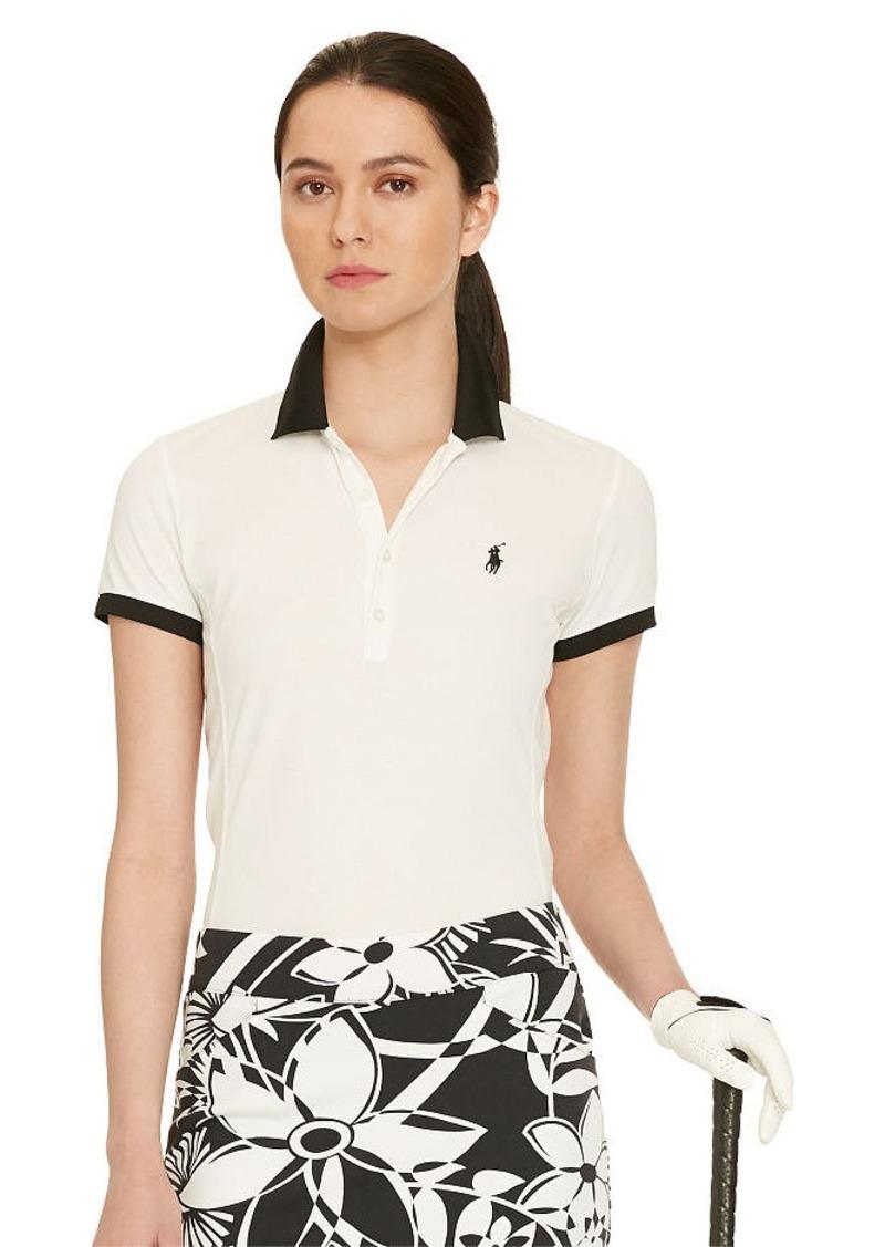 Ralph Lauren Tailored Golf-Fit Pique Polo
