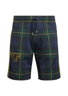 Ralph Lauren Tartan Double-Knit Short