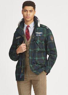 Ralph Lauren Tartan Field Jacket