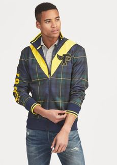 Ralph Lauren Tartan Track Jacket