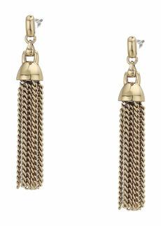 Ralph Lauren Tassel Earrings